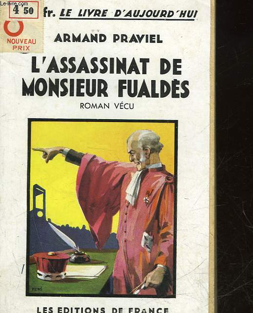 L'ASSASSINAT DE MONSIEUR FUALDES