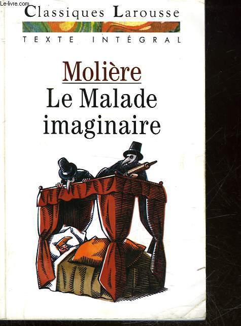 LE MALADE IMAGINAIRE - COMEDIE-BALLET