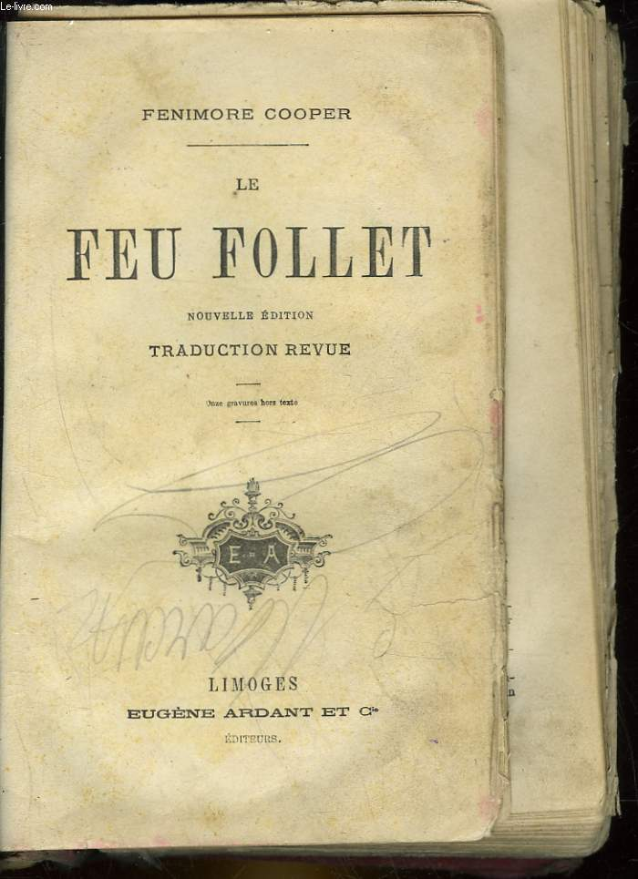 LE FEU FOLLET - INCOMPLET