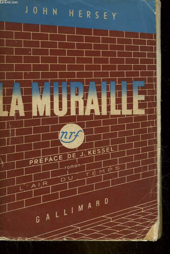 LA MURAILLE - THE WALL - INCOMPLET