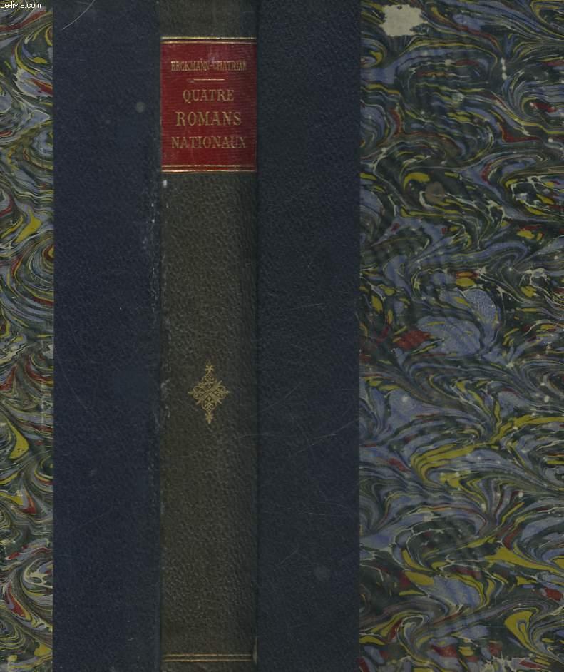 HISTOIRE D'UN CONSCRIT DE 1813 - MADAME THERESE - L'INVASION OU LE FOU YEGOF - WATERLOO