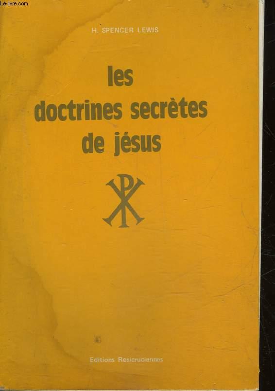LES DOCTRINES SECRETES DES JESUS - VOLUME 4
