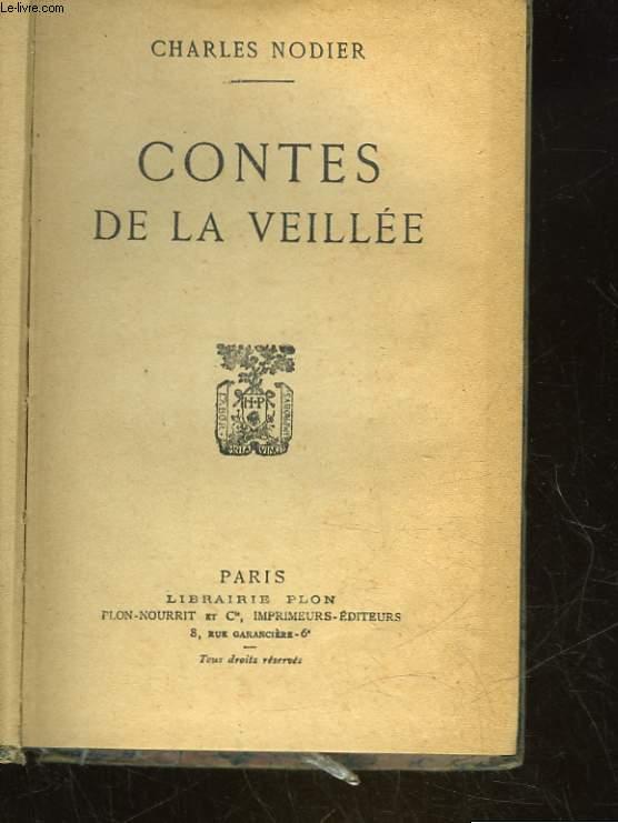 CONTES DE LA VEILLEE