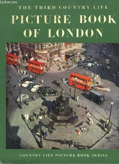 THE THIRD COUNTRY LIKE PICTURE BOOK OF LONDON