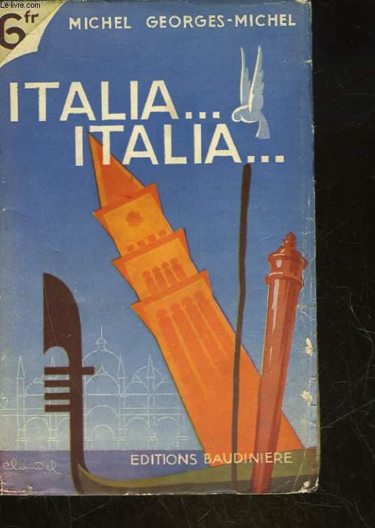 ITALIA... ITALIA...