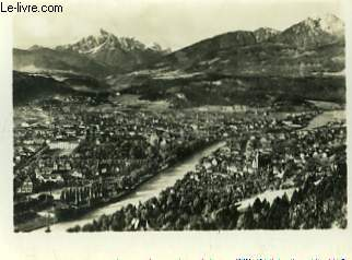 1 PHOTO ANCIENNE SITUEE - INNSBRUCJ GEGEN