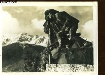 1 PHOTO ANCIENNE SITUEE - INNSBRUCK , LANDESVERTEIDIGUNSDENKMAL