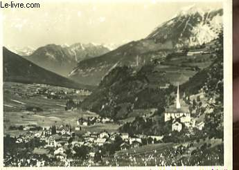 1 PHOTO ANCIENNE SITUEE - OETZ GEGEN SANTENS