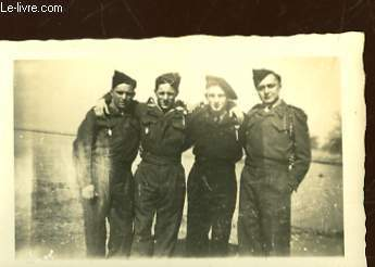 1 PHOTO ANCIENNE SITUEE - MILITAIRES