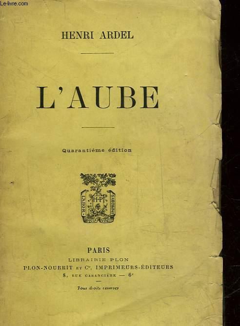 L'AUBE