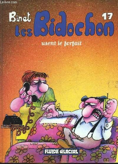 LES BIDOCHON - 17 - USENT LE FORFAIT
