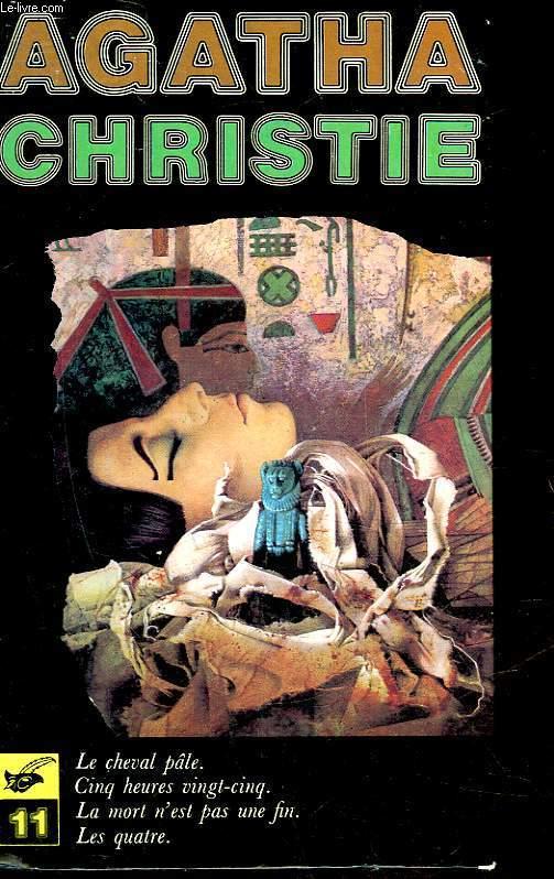VOLUME 2 : LE CHEVAL PALE, CINQ HEURE VINGT-CINQ, LA MORT N'EST PAS UNE FIN, LES QUATRE