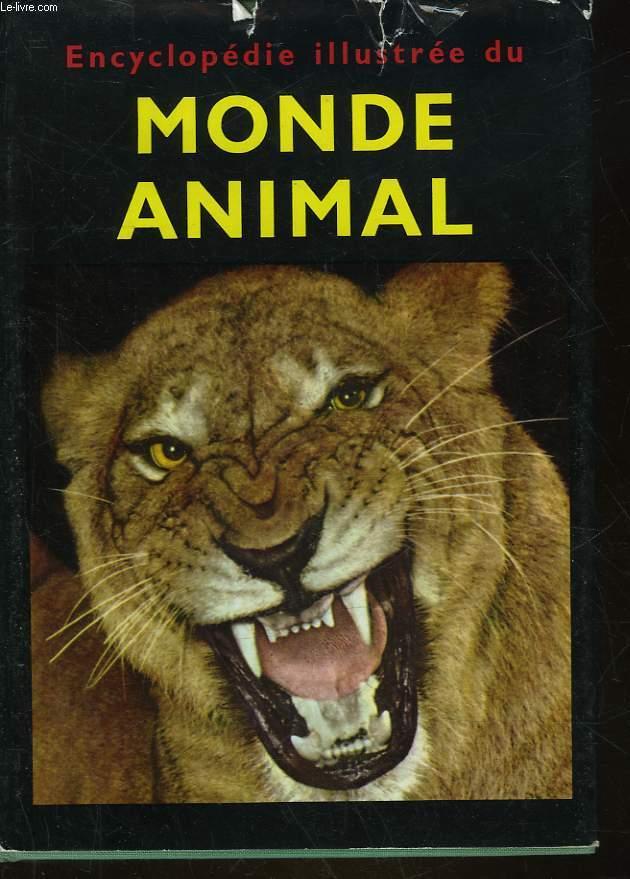 ENCYCLOPEDIE ILLUSTREE DU MONDE ANIMAL