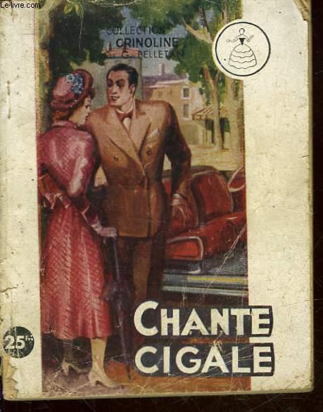 CHANTE-CIGALE