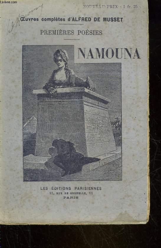 NAMOUNA - CONTE ORIENTAL