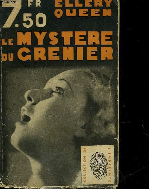 LE MYSTERE DU GRENIER - THE DOOR BETWEEN