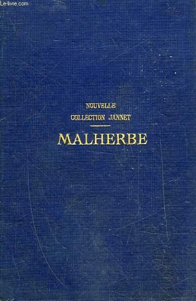 POESIES COMPLETES DE MALHERBE