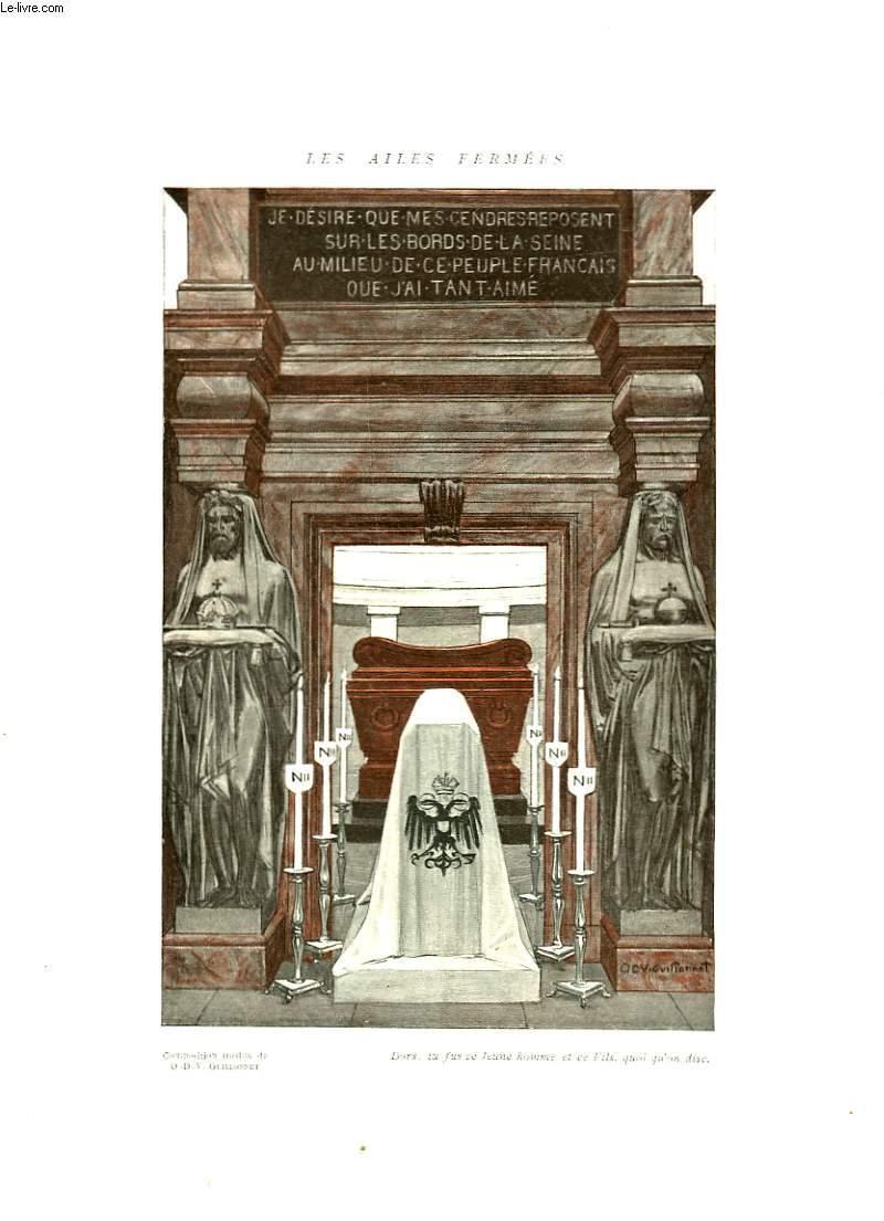 OEUVRES ILLUSTREES D'EDMOND ROSTAND - FASCICULE N° 35 - L'AIGLON