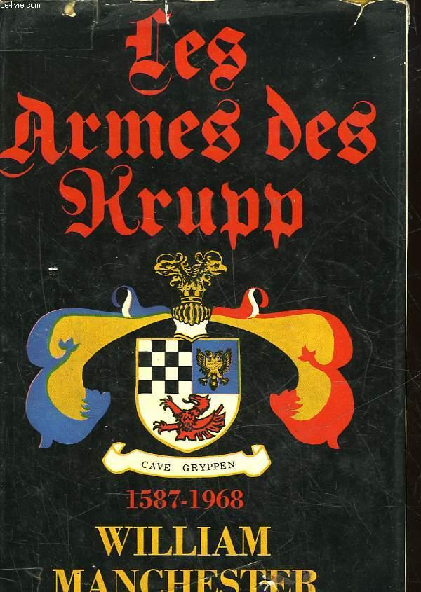 LES ARMES DES KRUPP 1587-1968