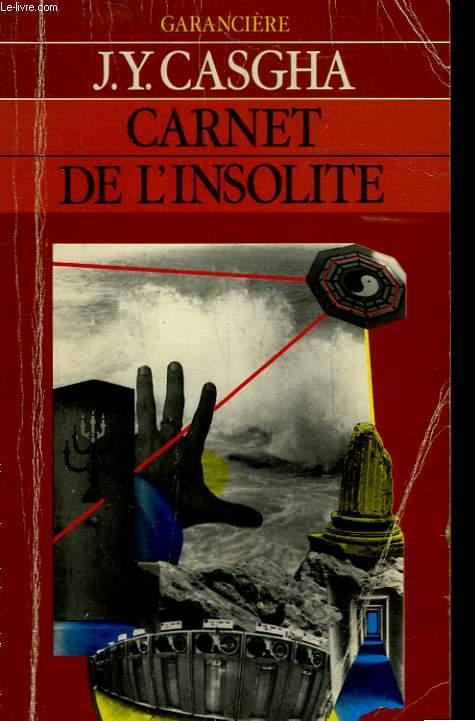 CARNET DE L'INSOLITE