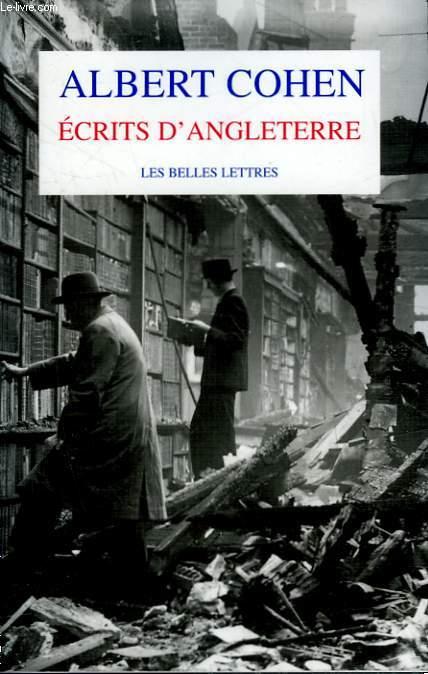 ECRITS D'ANGLETERRE
