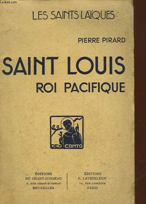 SAINT LOUIS ROI PACIFIQUE