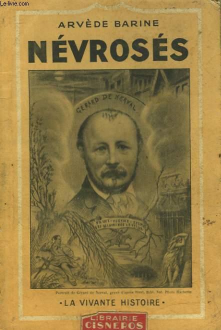 NEVROSES - THOMAS DE QUINCEY - GERARD DE NERVAL