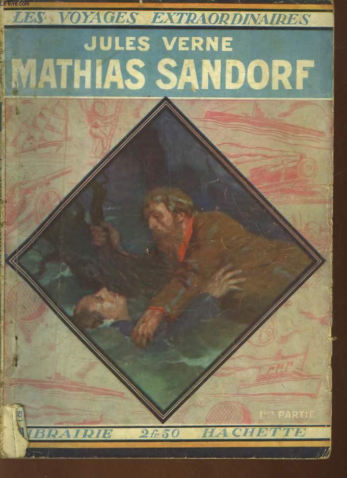 MATHIAS SANDORF - 1° PARTIE