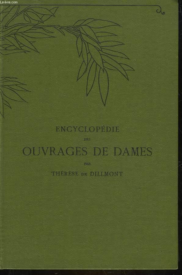 ENCYCLOPEDIE DES OUVRAGES DE DAMES