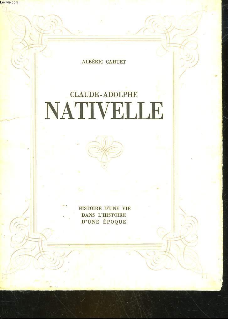 CLAUDE-ADOLPHE NATIVELLE 1812 - 1889