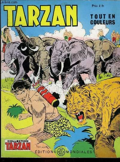 TARZAN - N°48