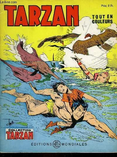 TARZAN - N°49