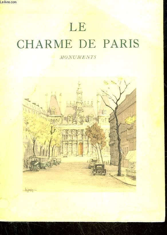 LE CHARME DE PARIS