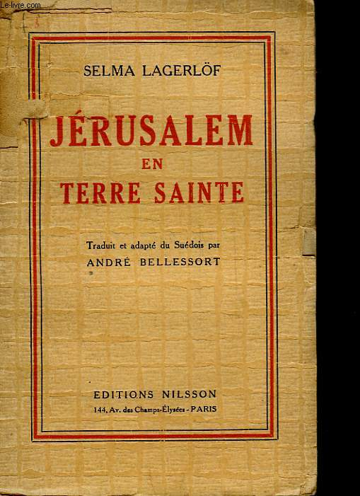 JERUSALEM - EN TERRE SAINTE