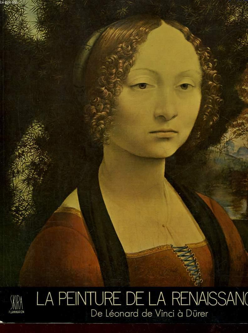 La peinture de la renaissance de leonard de vinci a durer venturi lionello