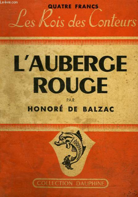 L'AUBERGE ROUGE - LE REQUISITIONNAIRE A DIEU LA TOUR DE LA BIRETTE