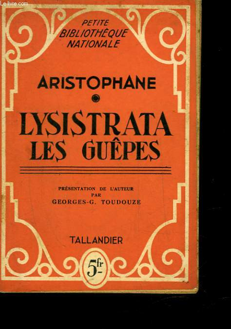LYSISTRATA - LES GUEPES