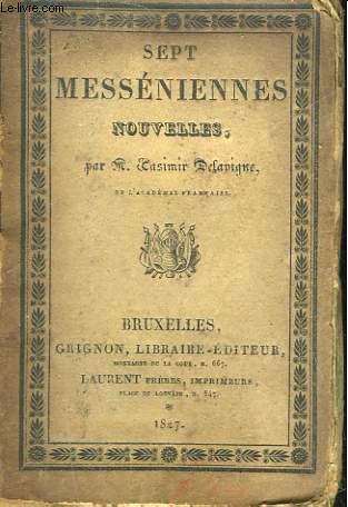SEPT MESSENIENNE NOUVELLES