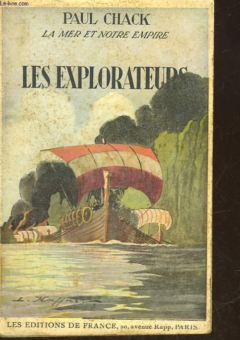 LA MER ET NOTRE EMPIRE N°17 - LES EXPLORATEURS