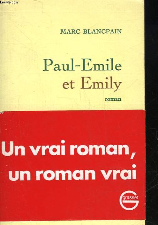 PAUL-EMILE ET EMILY