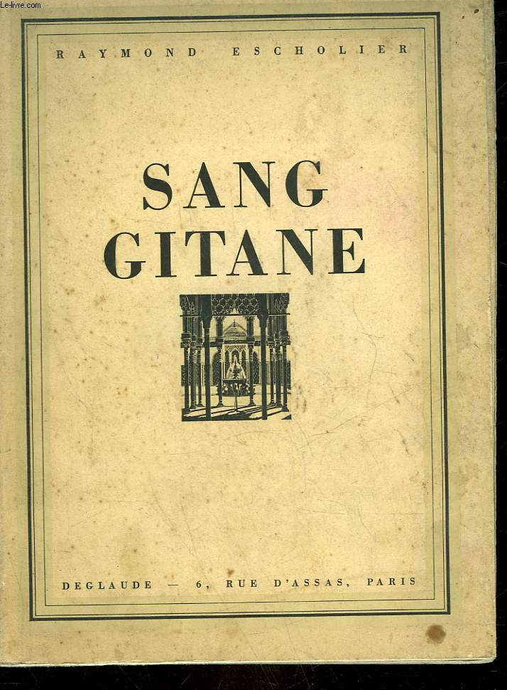 SANG GITANE