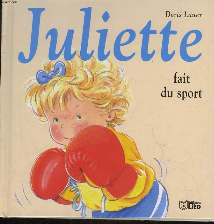 JULIETTE - 14 - FAIT DU SPORT
