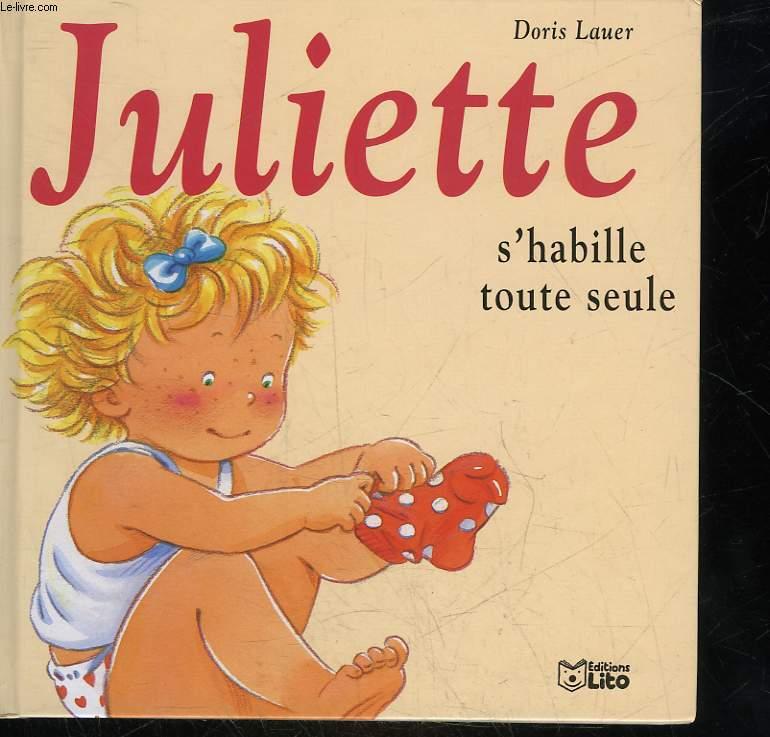 JULIETTE S'HABILLE TOUTE SEULE - N°6