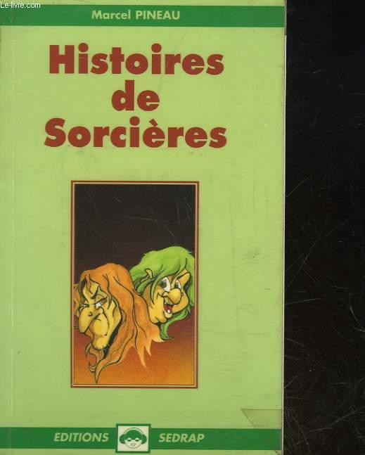HISTOIRE DE SORCIERES