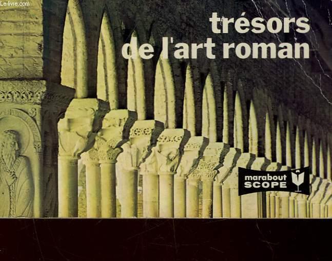 TRESORS DE L'ART ROMAN