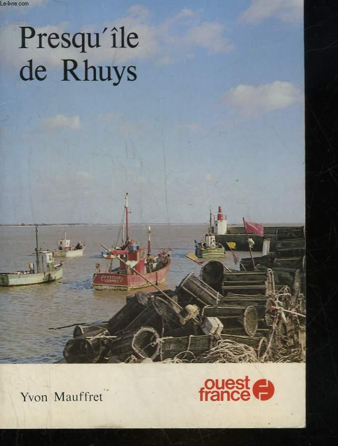 PRESQU'ILE DE RHUYS
