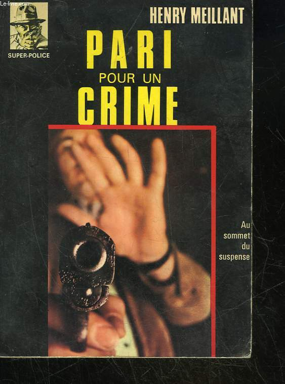 PARI POUR UN CRIME