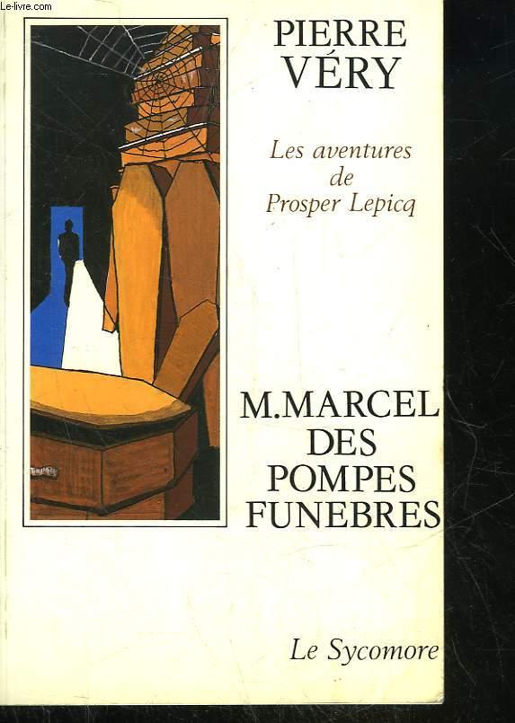 M. MARCEL DES POMPES FUNEBRES