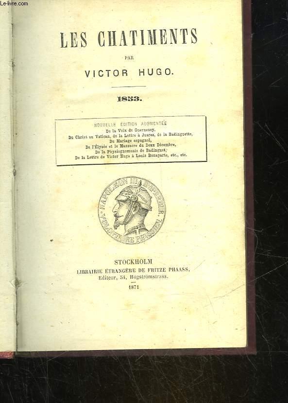 LES CHATIMENTS 1853