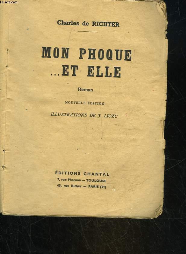 MON PHOQUE .. ET ELLE